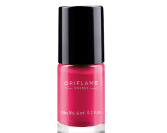 Oriflame Nail Polish Mini Lusty Lavender-set of 2