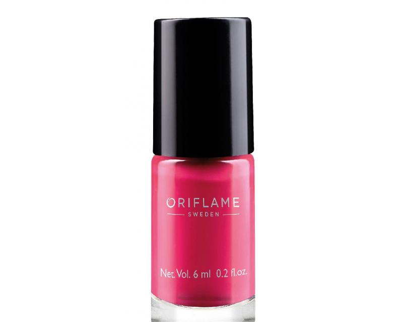 Oriflame Pure Colour Nail Polish Mini-peach pink-set of 2