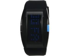 Fastrack Casual Digital Black Dial Men's Watch - 38014PP01