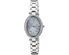 Titan Spring Summer Analog Blue Dial Women's Watch - 95025SM01