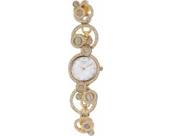 TITAN Raga Moonlight Metal Strap Watch-95031YM01