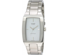 Casio Enticer Analog White Dial Men's Watch - MTP-1165A-7CDF