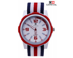CARNIVAL ANALOG  WATCH UNISEX-C0027LM01