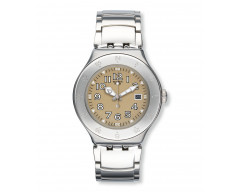 SWATCH BUSHMAN RESTYLED WATCH-YNS406GD-11