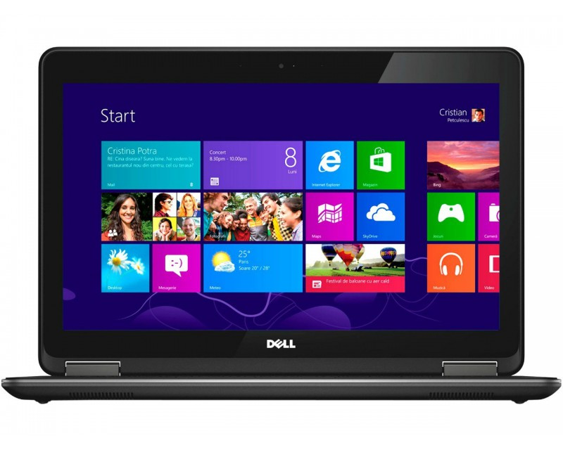 "Dell latitude E7250/ corei5/touchscreen/5th gen/12.5""screen/4gb ram/ 128gb ssd"