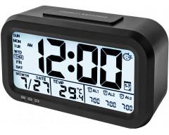 Digital Smart Portable Travel Alarm Clock
