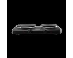 Optima Hp2000 2 Burners Induction Cooktop (Black)