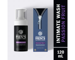 Skin Elements Men's Intimate Wash with Passion Fruit, 120 ml