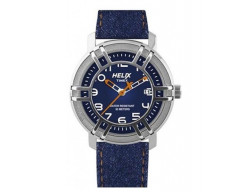TIMEX Helix Drifter Water Resistant Analog Blue Dial Men's Watch - 05HG00
