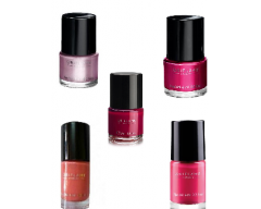 Oriflame nail paint-Set of 5